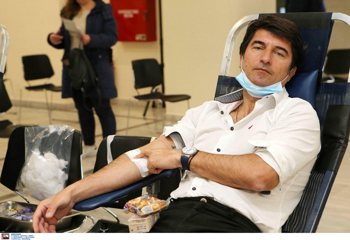 Η ΠΑΕ ΑΕΚ συμμετείχε στην αιμοδοσία του δήμου Νέας Φιλαδέλφειας (video, pics)