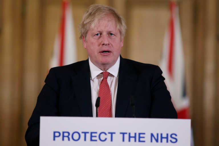 Βρετανία: Πέφτει η δημοτικότητα του Τζόνσον! Δυσαρέσκεια για την διαχείριση της πανδημίας