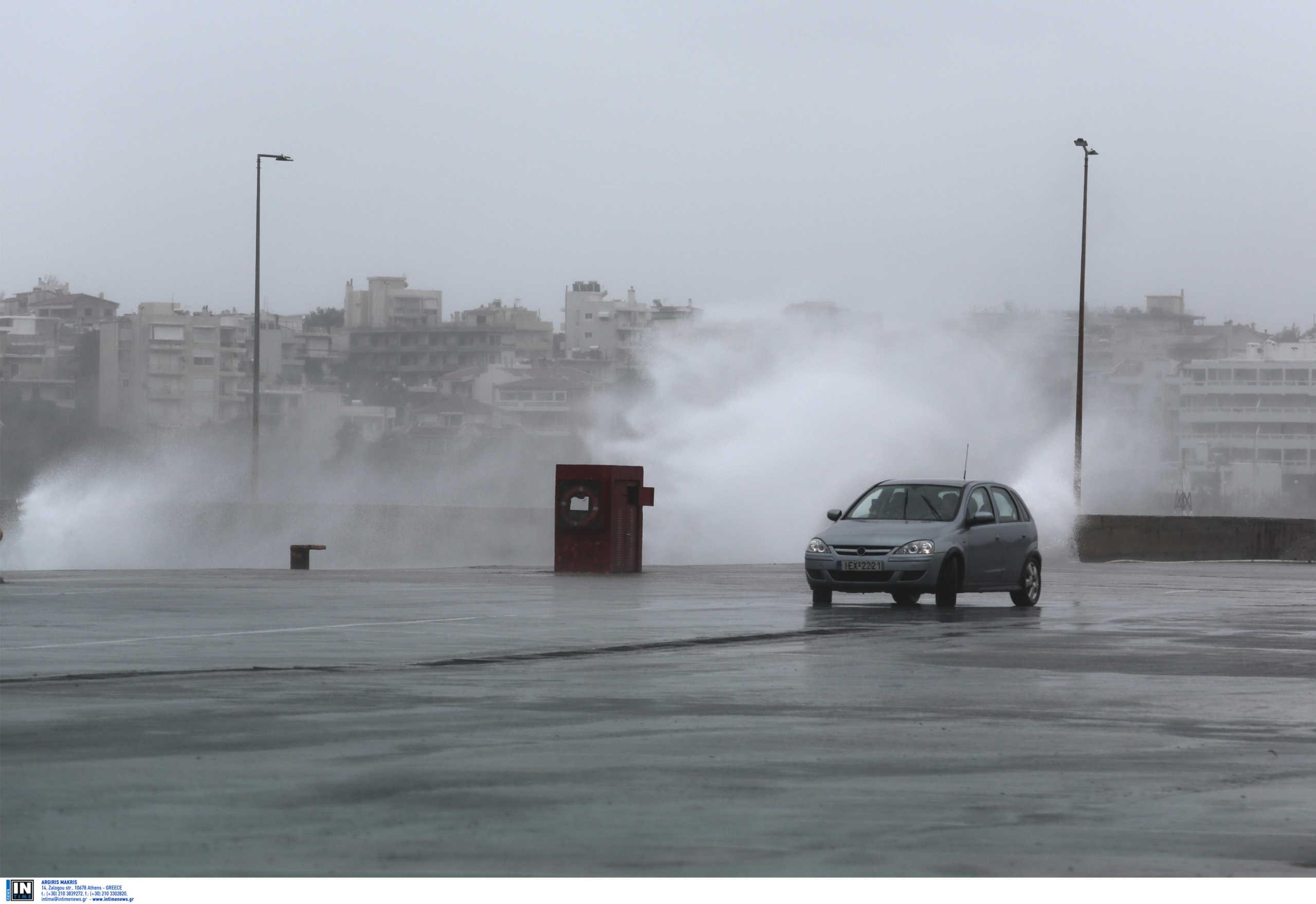 Καιρός: Έκτακτο δελτίο επιδείνωσης από την ΕΜΥ! Καταιγίδες, χαλάζι και δυνατοί άνεμοι