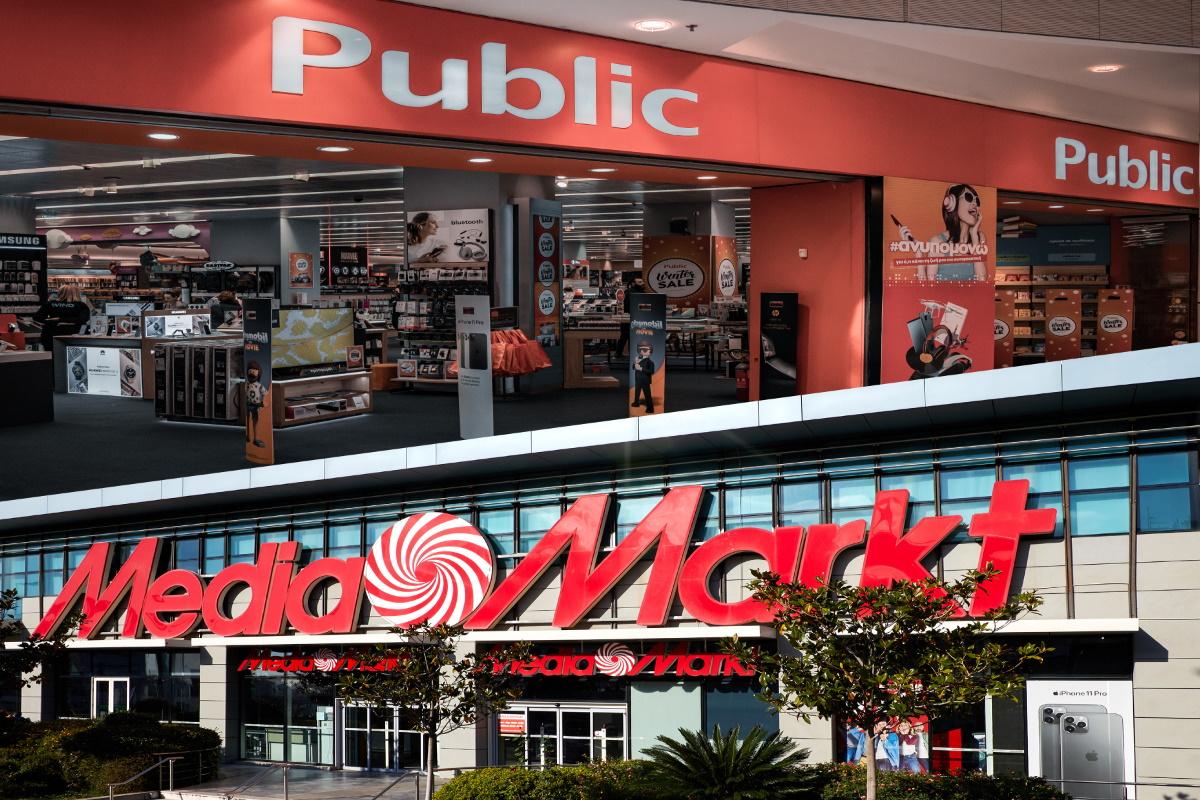 Public – MediaMarkt:Μεγάλη δωρεά σε 3.500 μαθητές