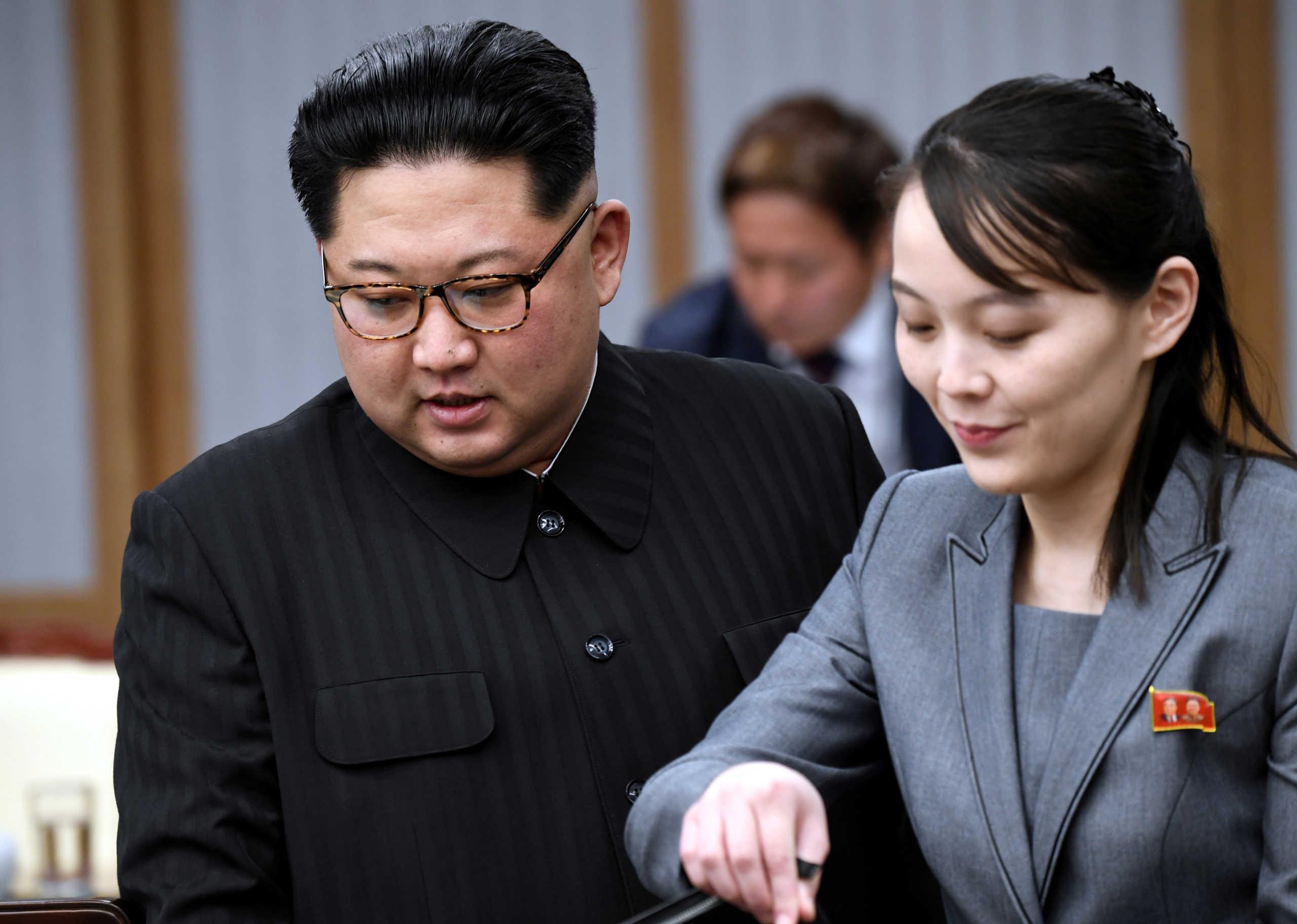 Ο αιμοδιψής Κιμ Γιονγκ Ουν «καθάρισε» την αδερφή του;