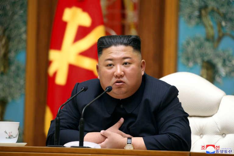 O Κιμ Γιονγκ Ουν και η οικογένειά του έκαναν κινέζικο εμβόλιο για τον κορονοϊό