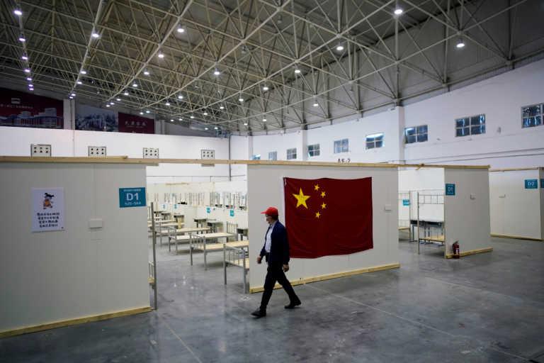 Κίνα: Ανησυχία από τα νέα στοιχεία! 181 κρούσματα κορονοϊού το τελευταίο 24ωρο