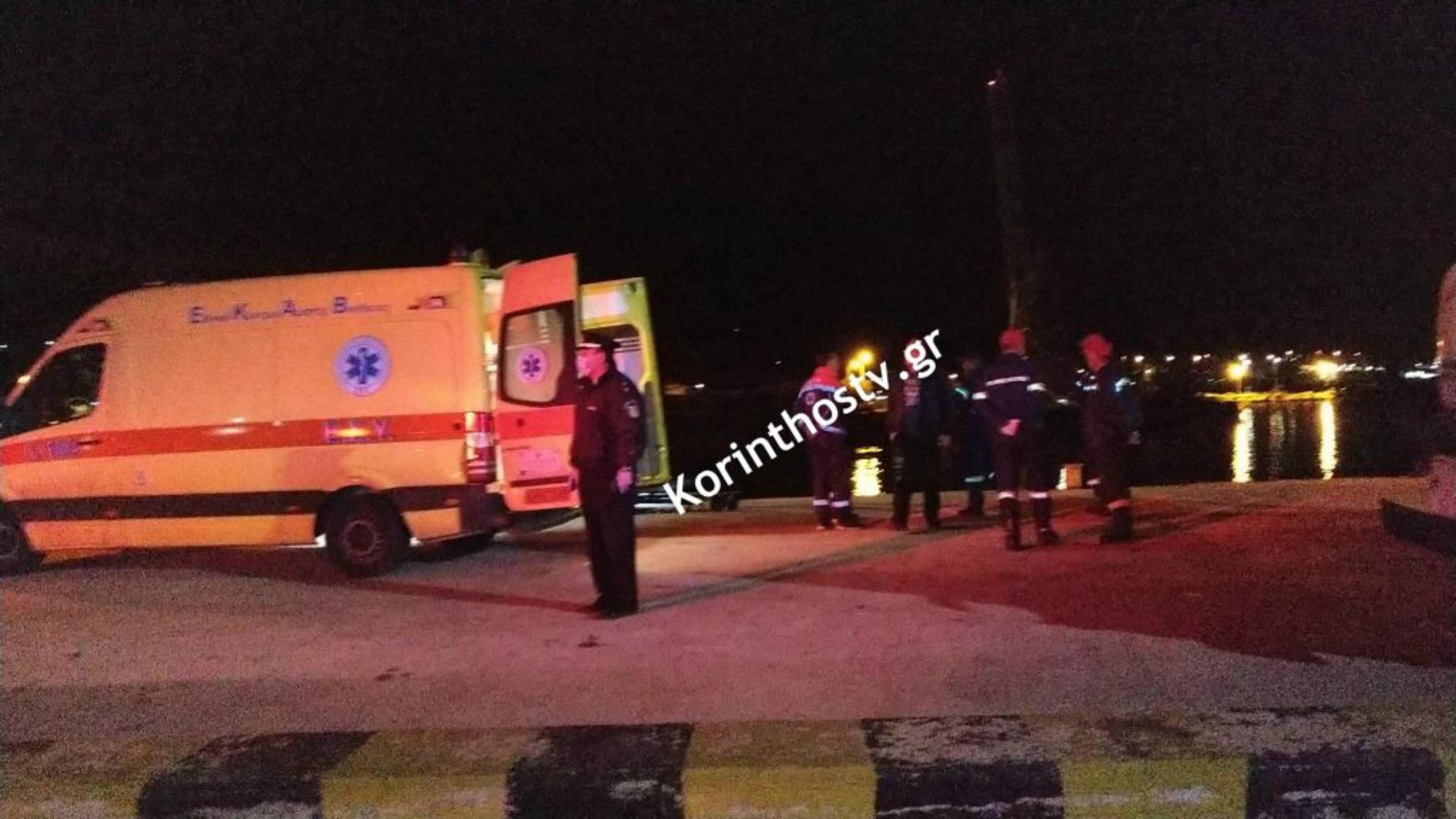 Τραγωδία στην Κόρινθο: 14χρονος έπεσε στο κανάλι του Ισθμού (pics, video)