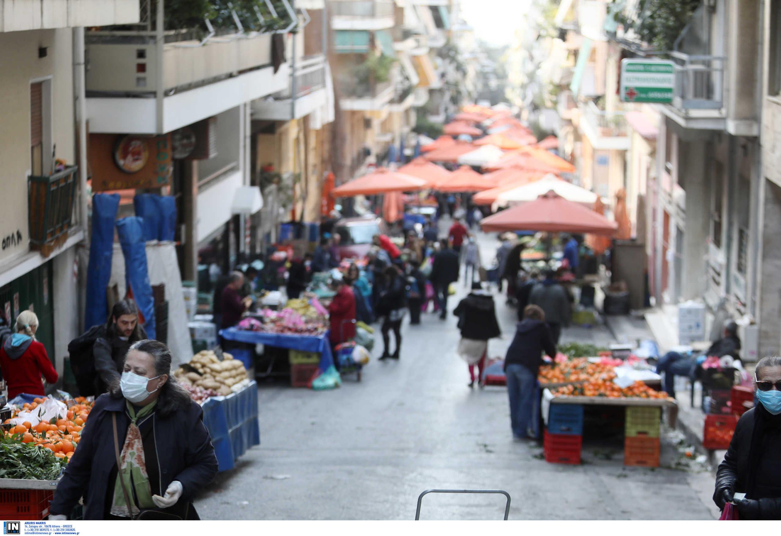 Προσφυγή στο ΣτΕ για τη λειτουργία των λαϊκών αγορών