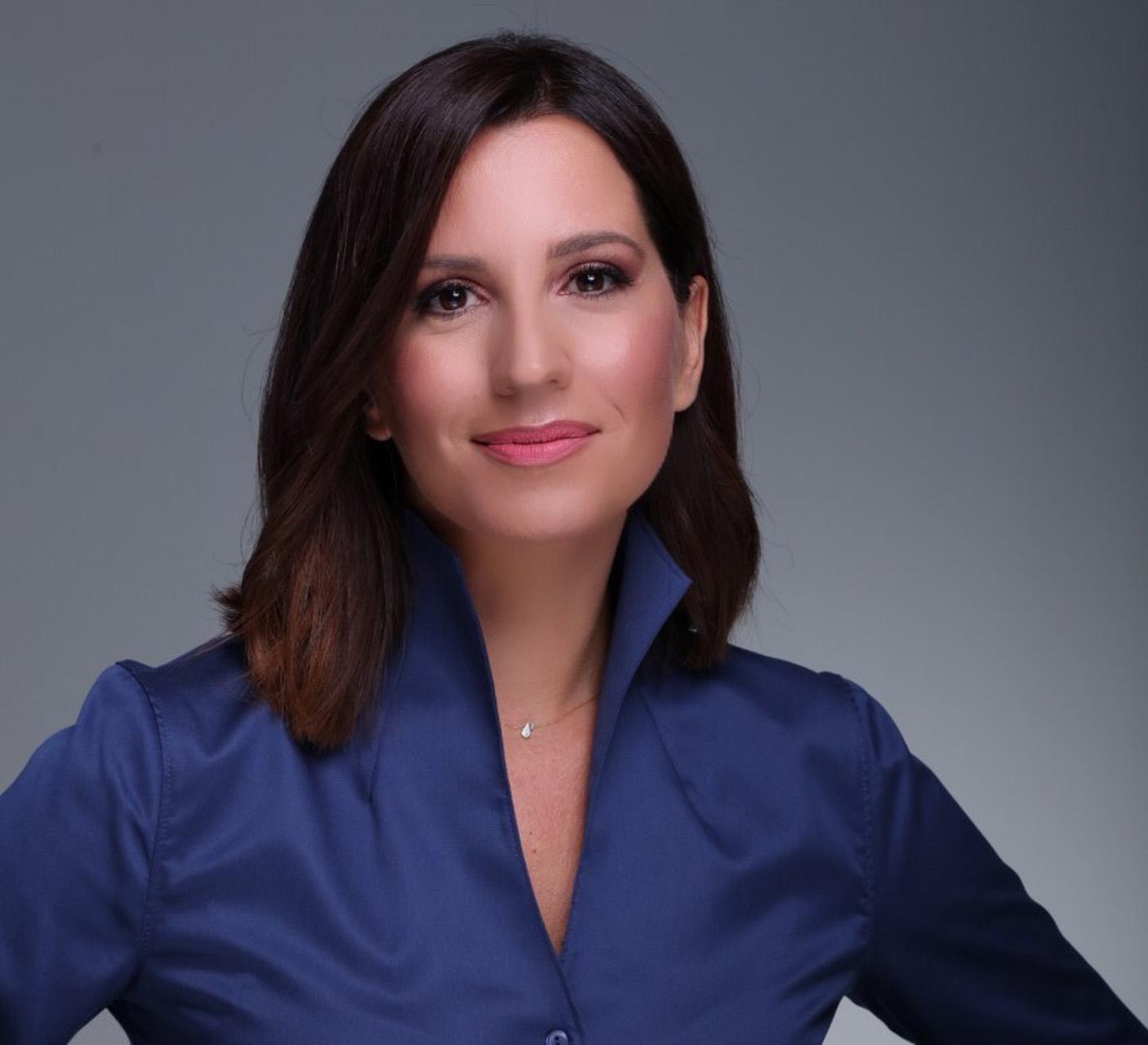 Η Νίκη Λυμπεράκη σχεδιάζει το επόμενο τηλεοπτικό της βήμα