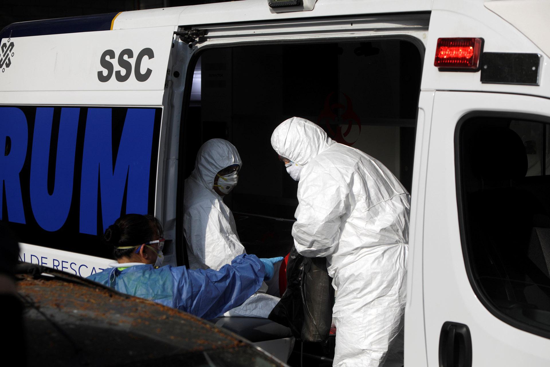 Μεξικό – Κορονοϊός: 283 θάνατοι και 3.269 κρούσματα σε 24 ώρες