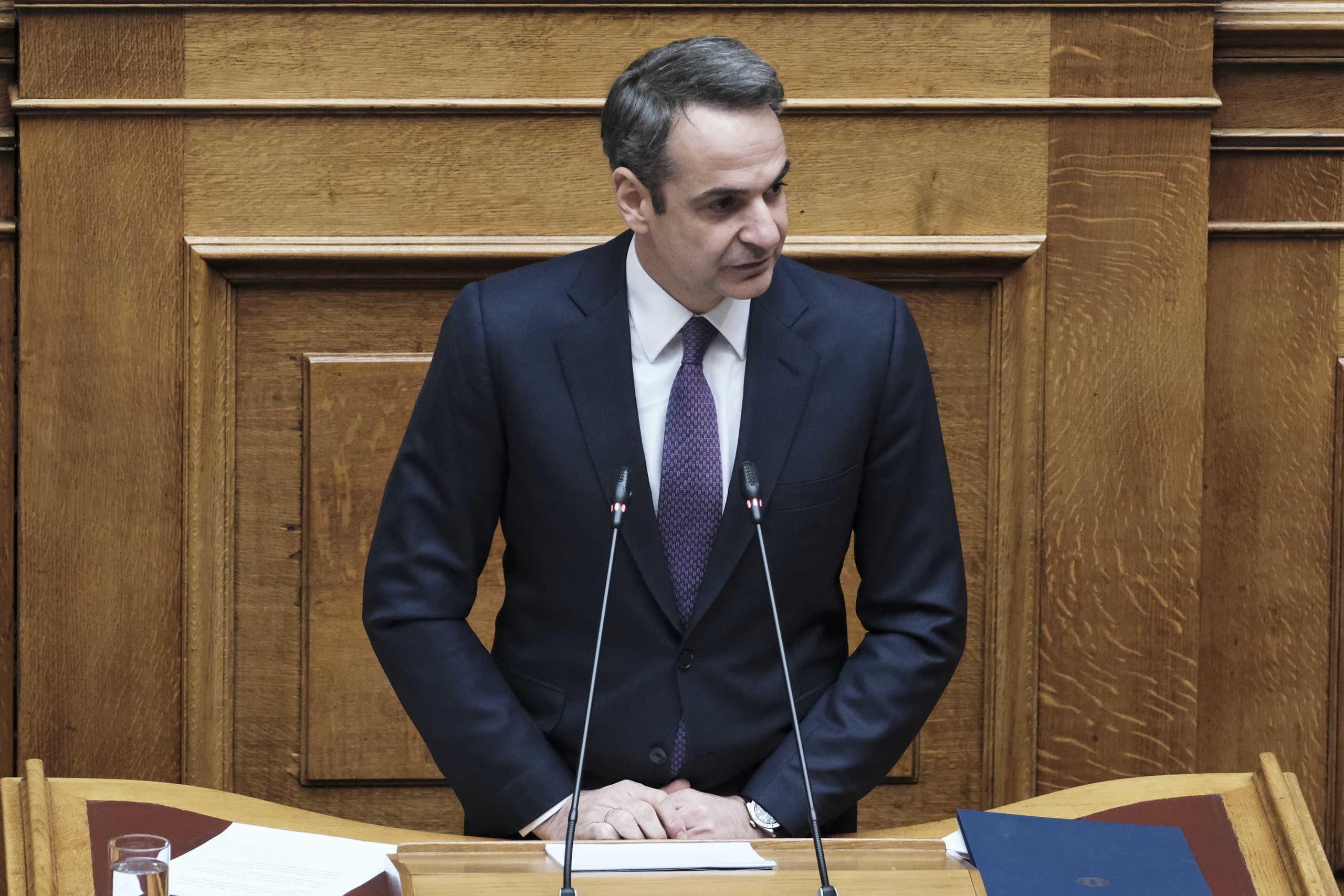 Νέες φορολογικές ελαφρύνσεις εξήγγειλε ο πρωθυπουργός – Αυξάνονται οι δόσεις για φόρους και ΕΝΦΙΑ