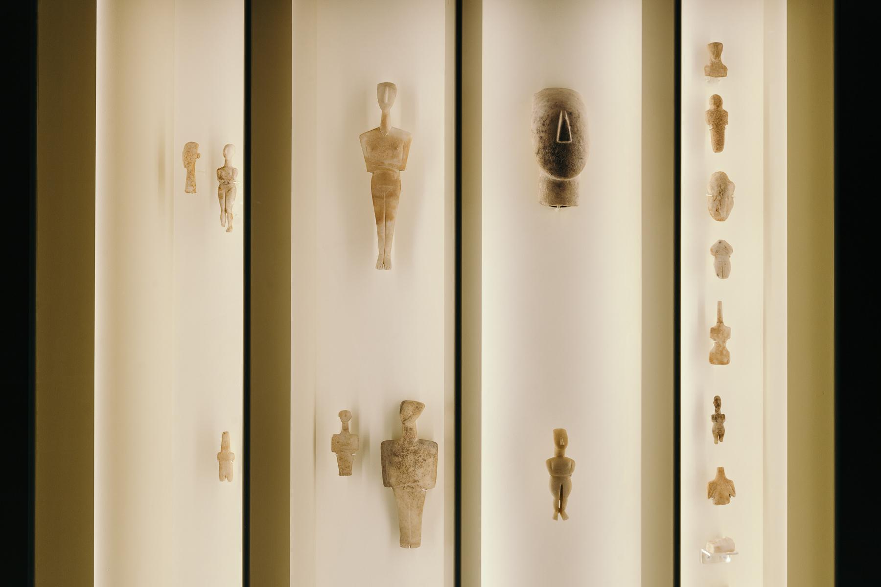 Μουσείο Κυκλαδικής Τέχνης: Οnline περιήγηση στην εμβληματική έκθεση «Κυκλαδική Κοινωνία. 5000 χρόνια πριν»