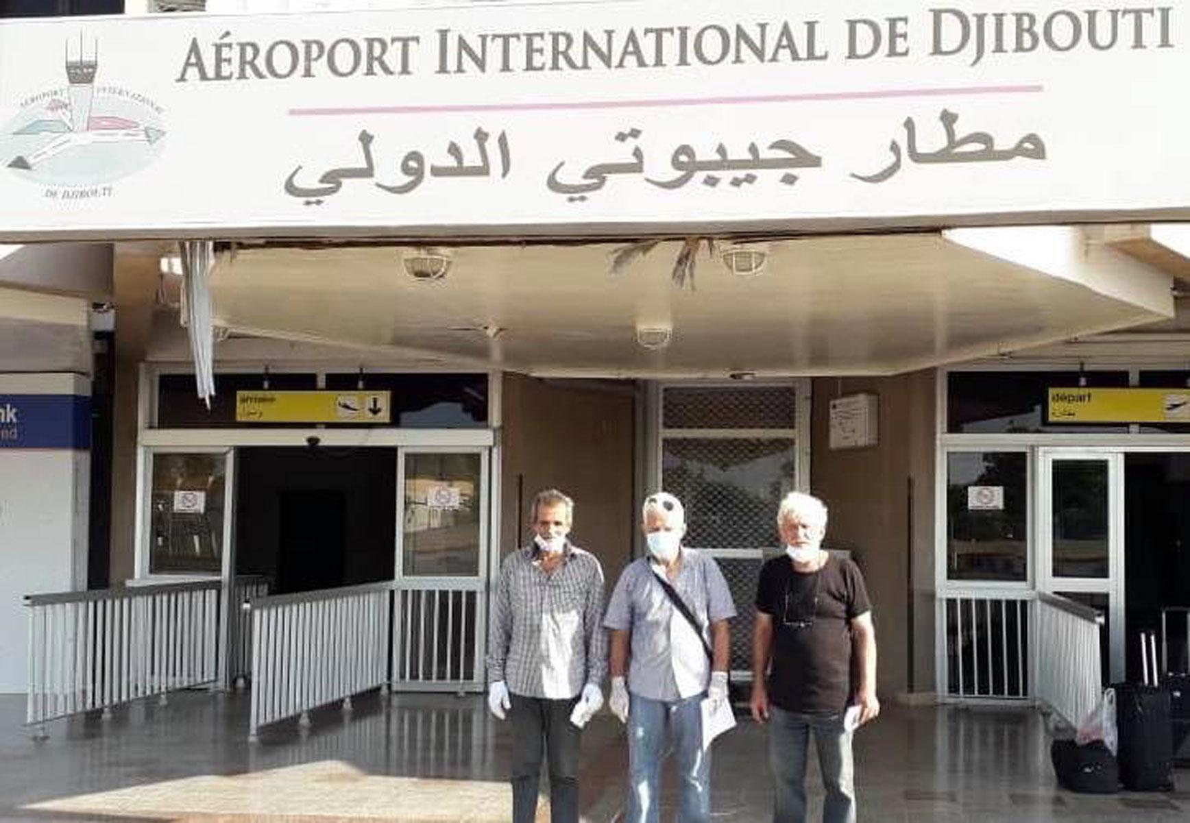 Τέλος στην οδύσσεια των τριών Ελλήνων ναυτικών στο Τζιμπουτί