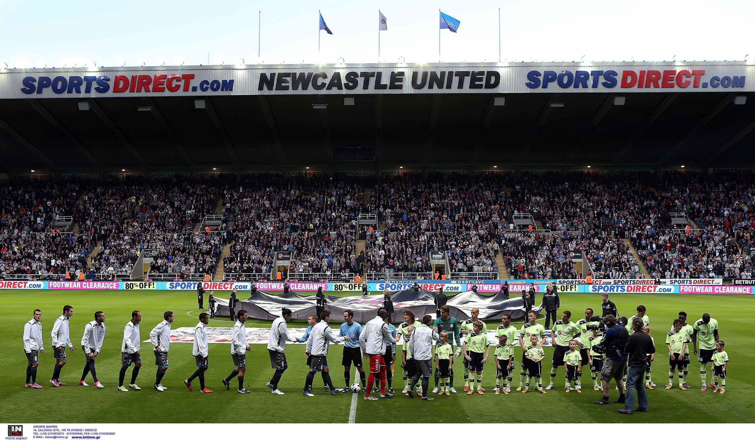 """""""Χαμός"""" στην Premier League για την εξαγορά της Νιούκαστλ"""