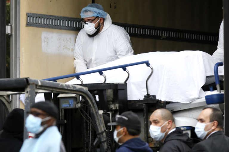 ΗΠΑ: Νέο τραγικό ρεκόρ! 67.600 κρούσματα το τελευταίο 24ωρο