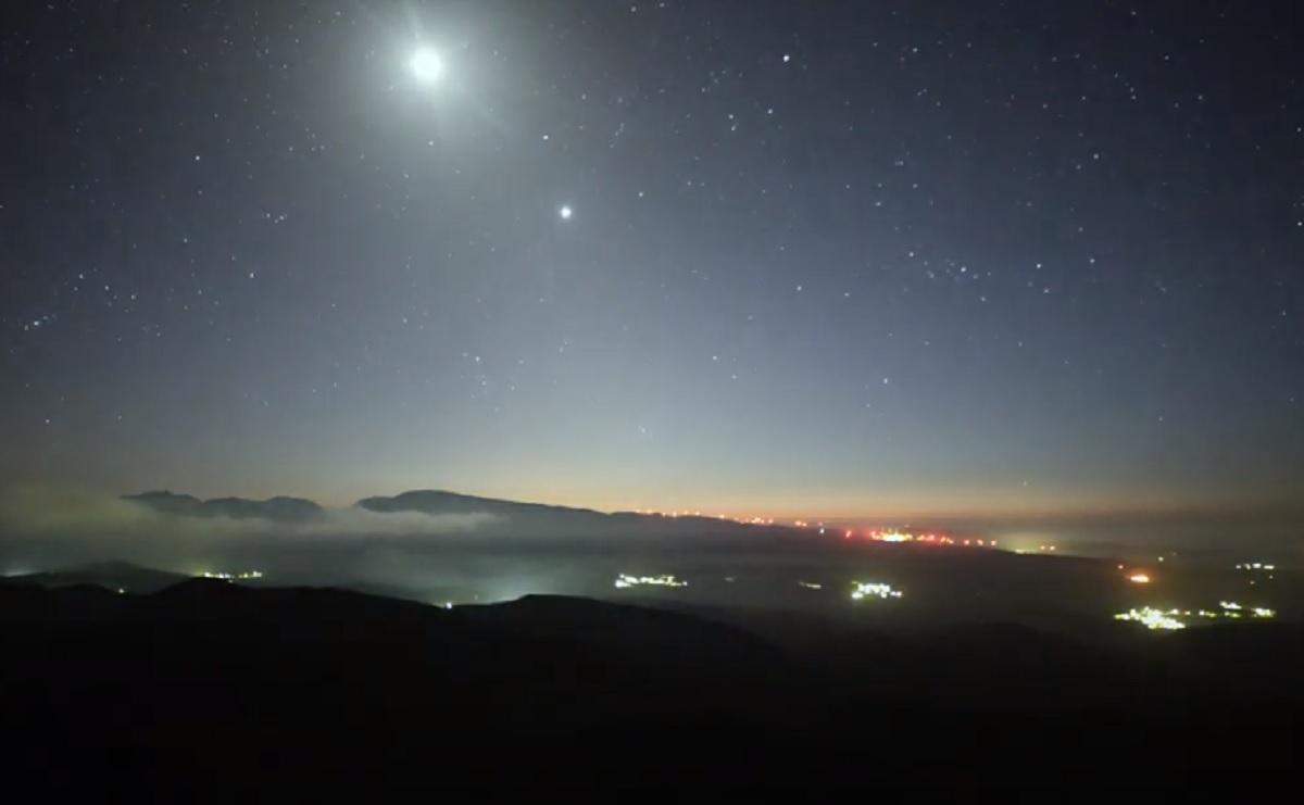 Κρήτη: Η εξήγηση για αυτά τα φωτεινά αντικείμενα στον ουρανό! Τι είχε συμβεί (Βίντεο)