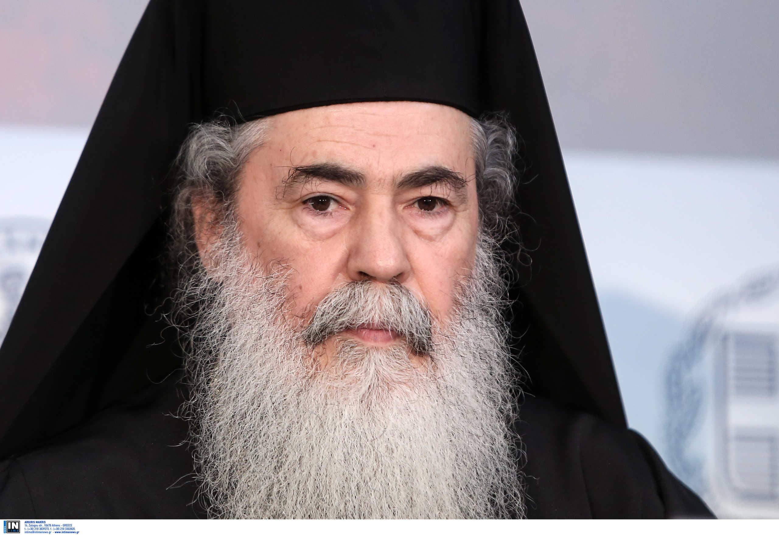 Ο Πατριάρχης Ιεροσολύμων «χαρίζει» όλα τα ενοίκια του 2020!