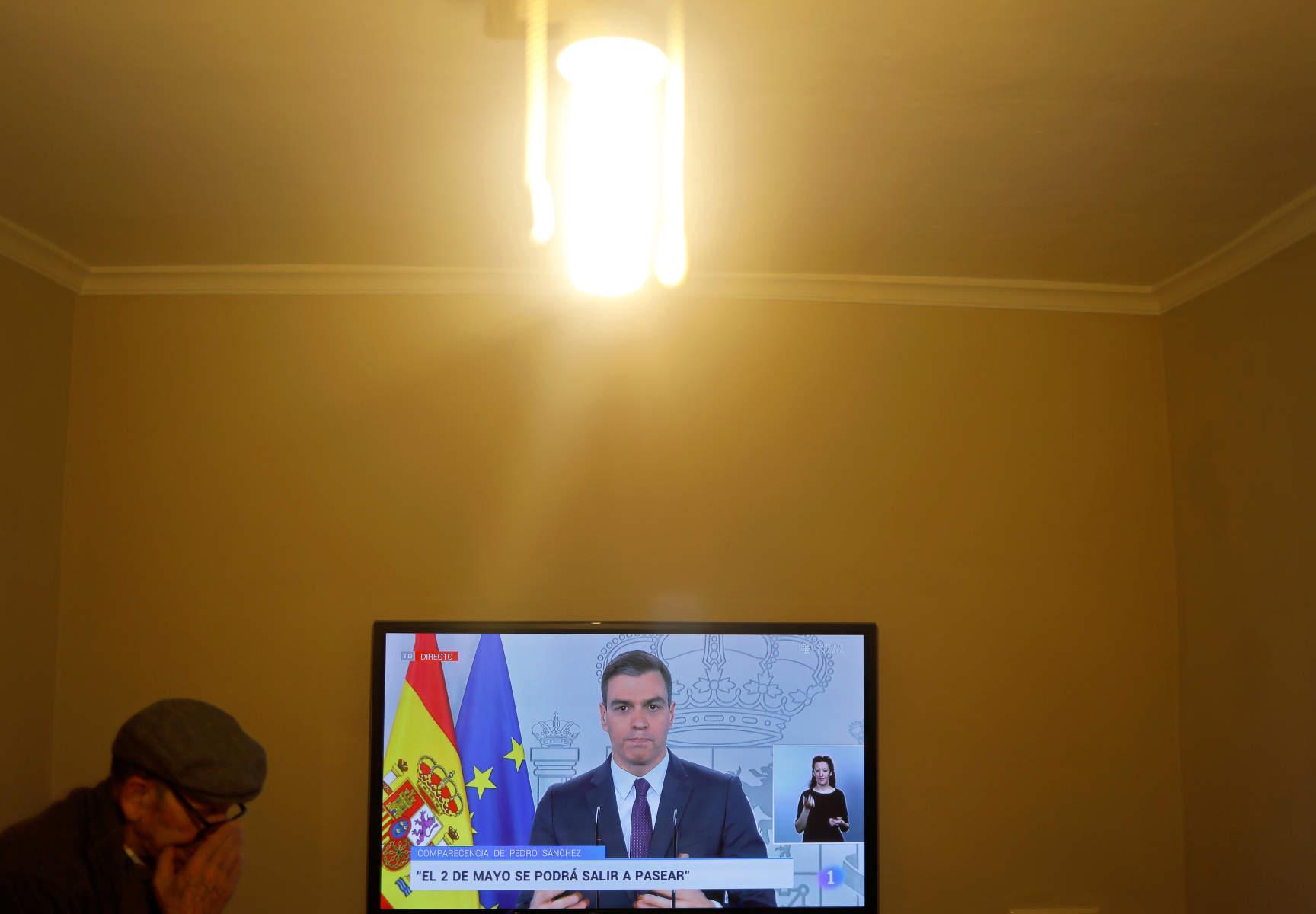 Βγαίνει από την καραντίνα η Ισπανία – Σταδιακή άρση των περιορισμών ανακοίνωσε ο Σάντσεθ