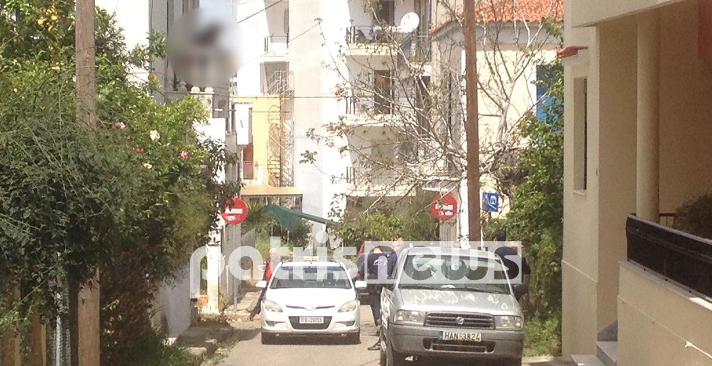 Πύργος: Γυναίκα απειλούσε να αυτοκτονήσει!