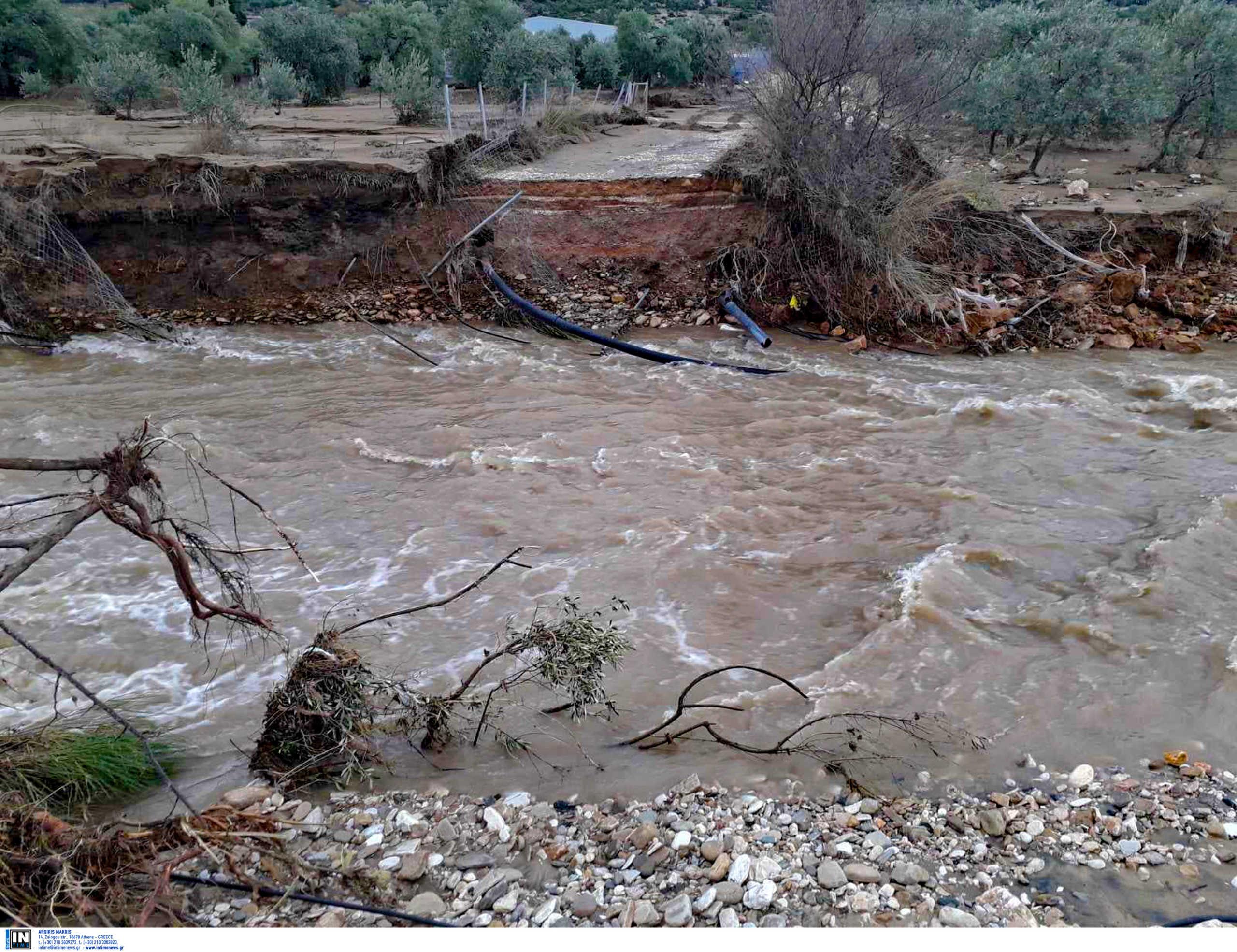 Καιρός: Σε κατάσταση έκτακτης ανάγκης Σκόπελος, Νότιο Πήλιο και Ζαγορά – Πλημμύρες και καταστροφές