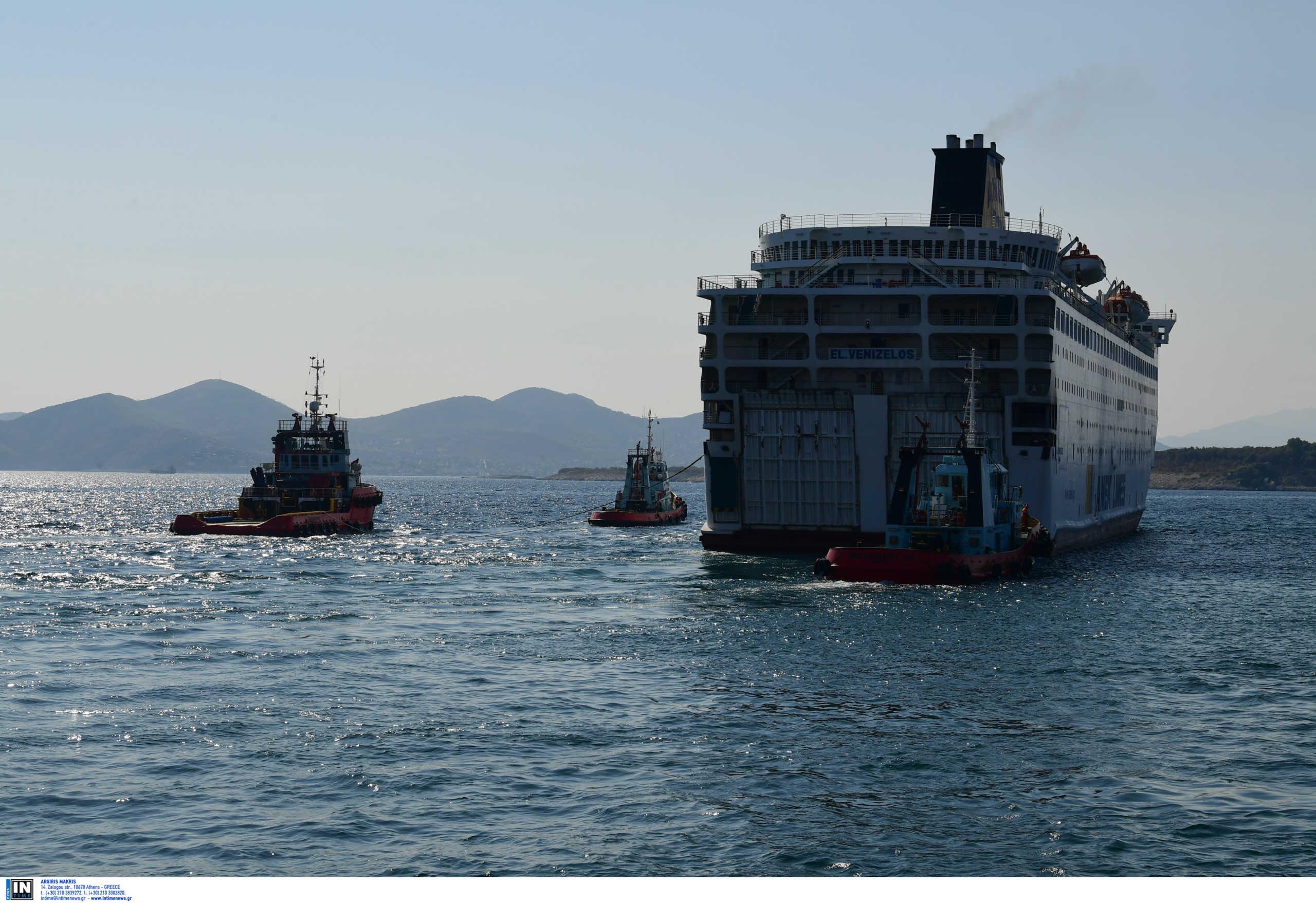 Περισσότερα από 120 τα κρούσματα κορονοϊού στο πλοίο Ελευθέριος Βενιζέλος