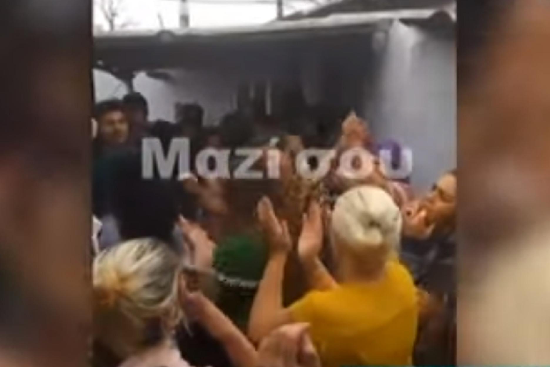 """Κομοτηνή: Ρομά έστησαν γλέντι αρραβώνων εν μέσω κορονοϊού! Αποκαλυπτικό βίντεο στο """"Μαζί σου"""""""