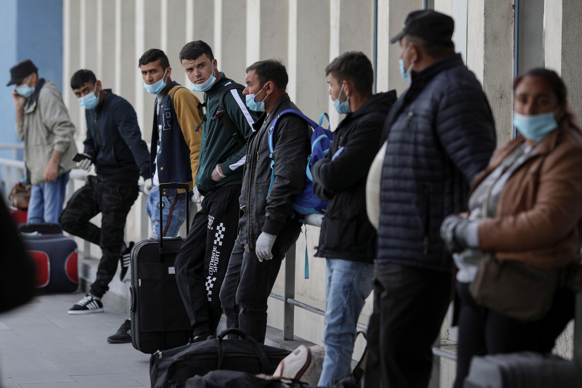 Πάνω από 50.000 Ευρωπαίοι εγκλωβισμένοι στο εξωτερικό λόγω κορονοϊού