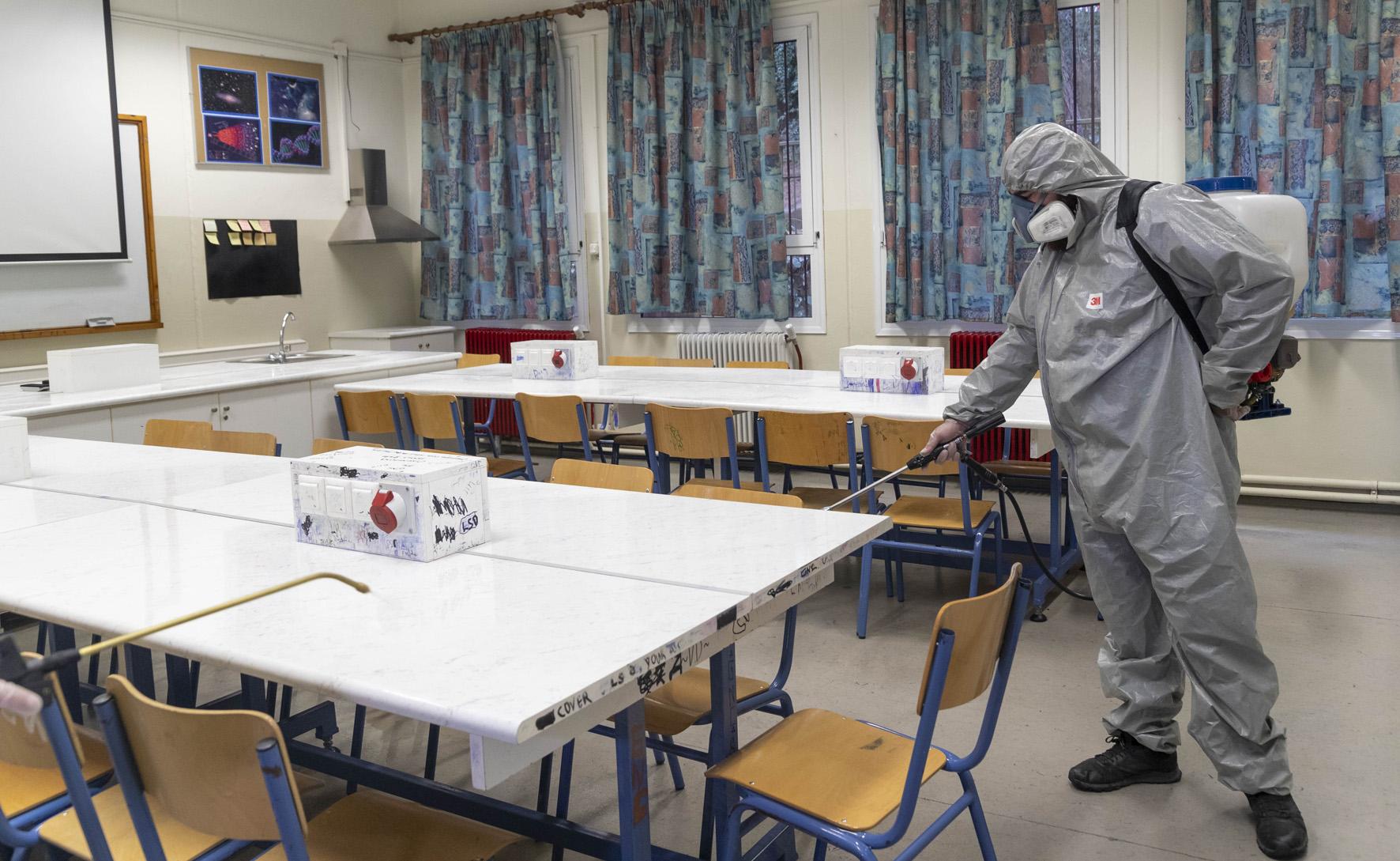 Πιο γρήγορη άρση του lockdown – Ανοίγουν Γυμνάσια και Λύκεια από 11 Μαΐου;