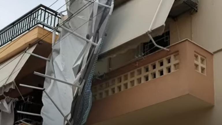 Κρήτη: Η πισίνα της ταράτσας έγινε… ιπτάμενη! Διακοπή ρεύματος και απίθανες εικόνες (Βίντεο)