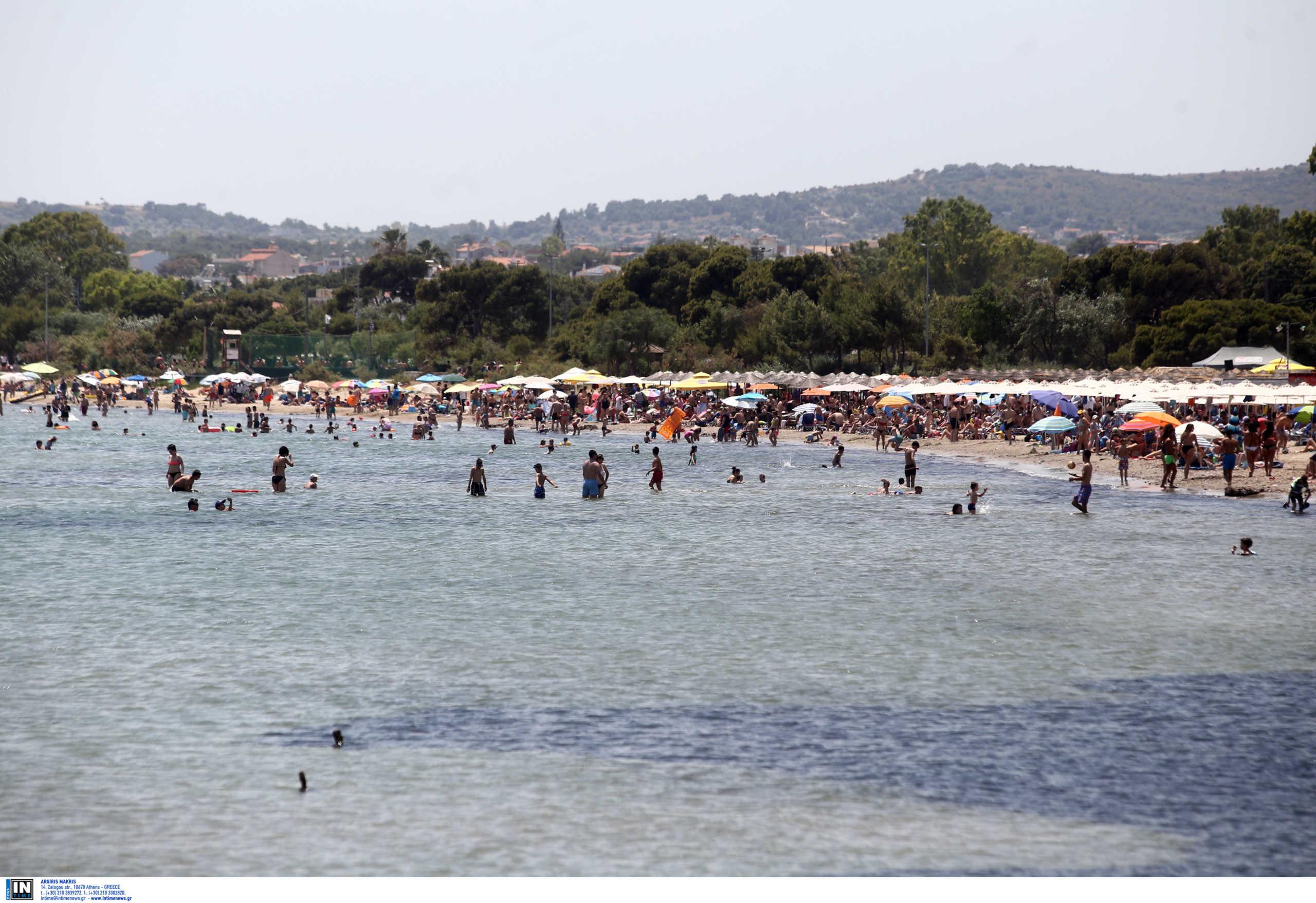Θάλασσα… από μακριά – Απαγορεύονται κολύμβηση και ψάρεμα λόγω κορονοϊού