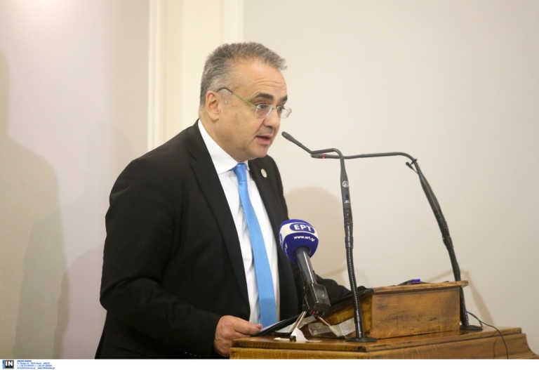 Ικανοποίηση του πρόεδρου των Δικηγορικών συλλόγων για τη συμφωνία Ελλάδας - Αιγύπτου