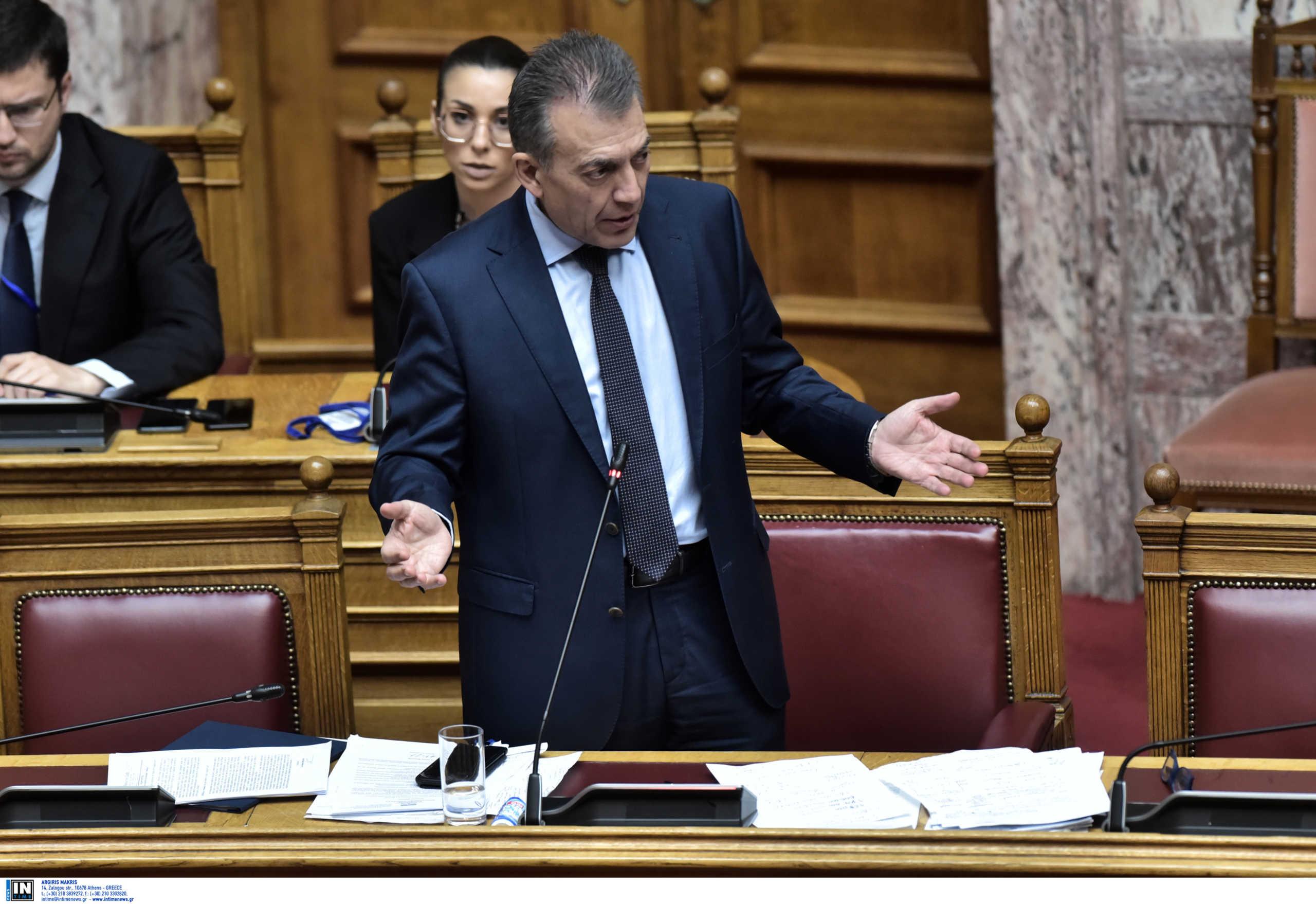 Άγριες κόντρες Βρούτση με ΣΥΡΙΖΑ και ΚΙΝΑΛ στην Βουλή για την τηλεκατάρτιση