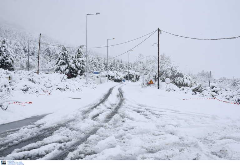 Καιρός: Πότε θα χιονίσει σε Αθήνα και Θεσσαλονίκη – Δείτε LIVE εικόνα