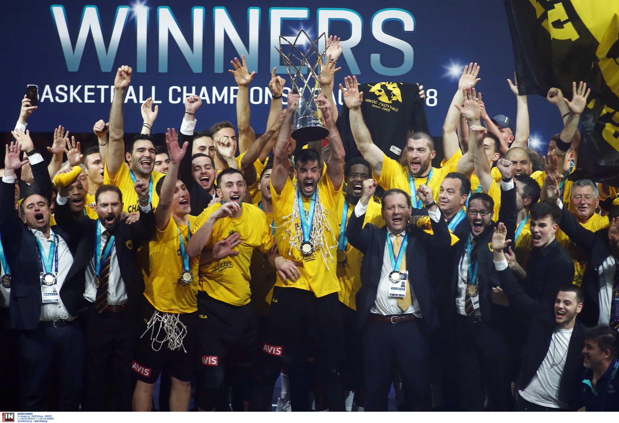Επιστολή του BCL στην ΑΕΚ! Κρίσιμο 24ωρο για το Final8 στην Αθήνα