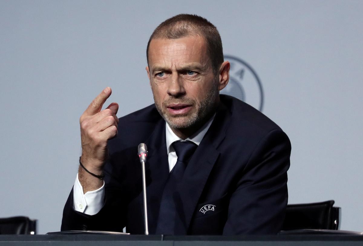 Ο Τσέφεριν θέλει Euro με φιλάθλους: «Όποια πόλη δεν το εγγυάται, κινδυνεύει να αποκλειστεί»