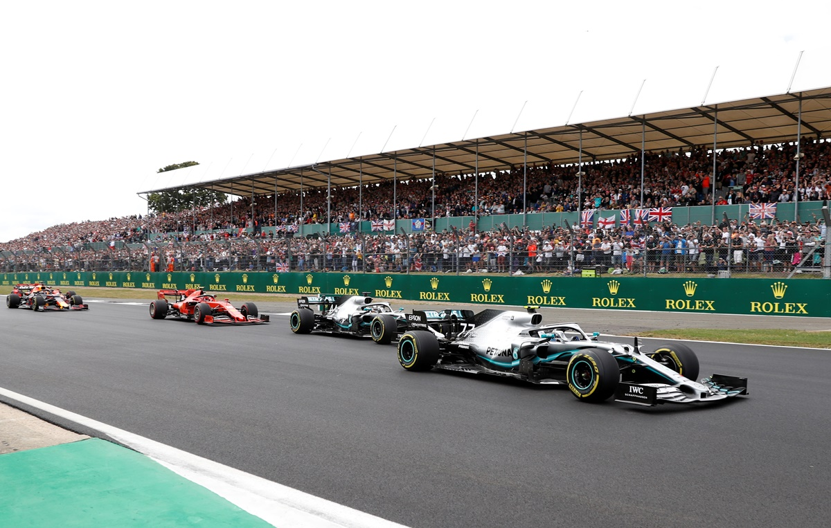 Formula 1: Στον «αέρα» τα Grand Prix του Σίλβερστοουν