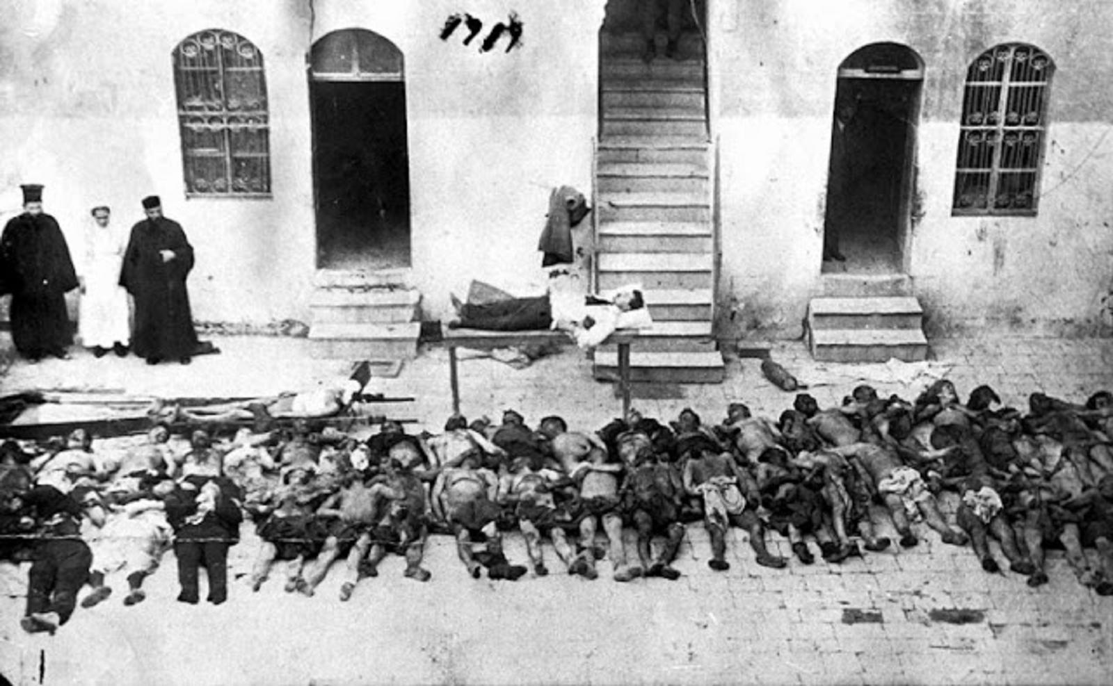 Μαθήματα ιστορίας από την Τουρκία στην Ελλάδα για την Γενοκτονία των Ποντίων