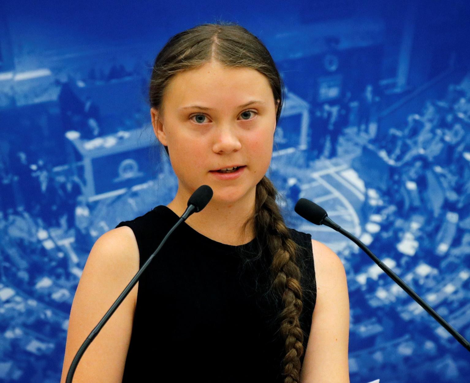 Γκρέτα Τούνμπεργκ: Δώρισε 100.000 δολάρια στη UNICEF