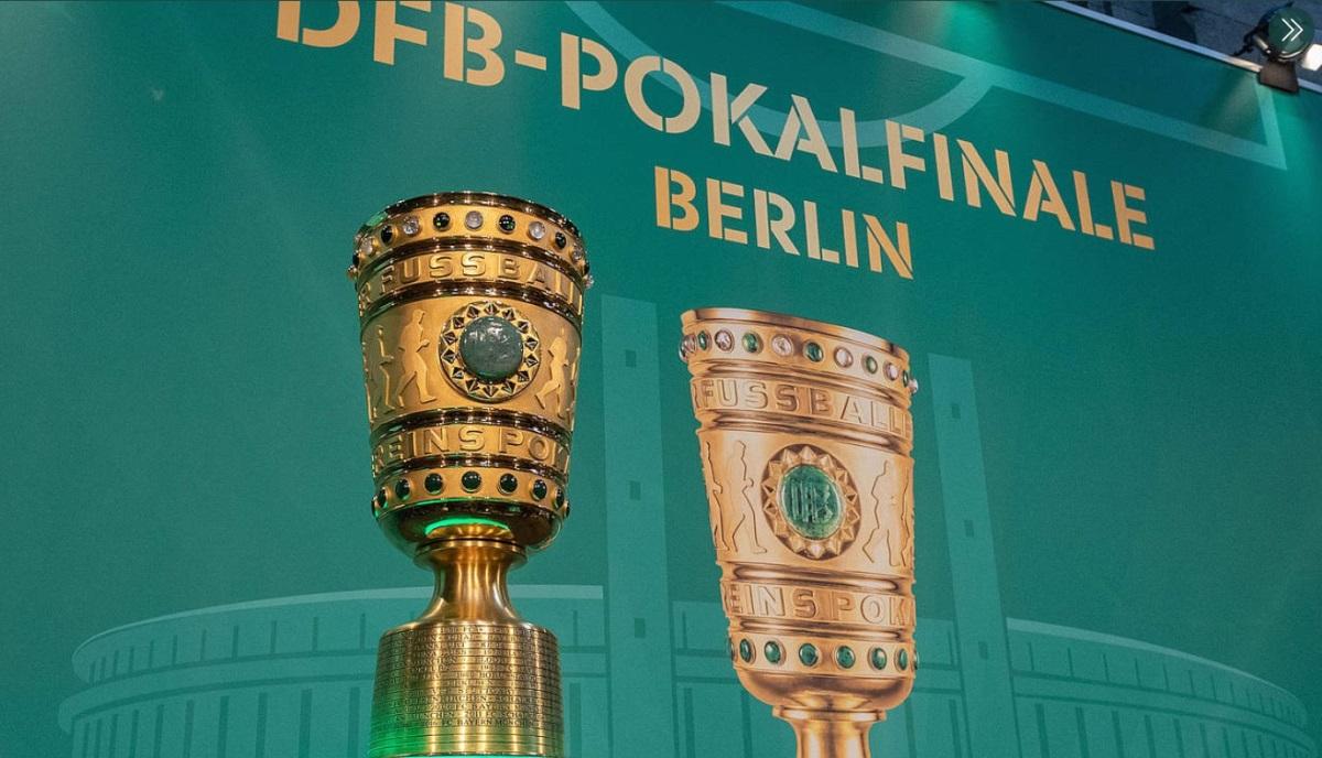 Ορίστηκαν οι ημιτελικοί και ο τελικός του Κυπέλλου Γερμανίας!