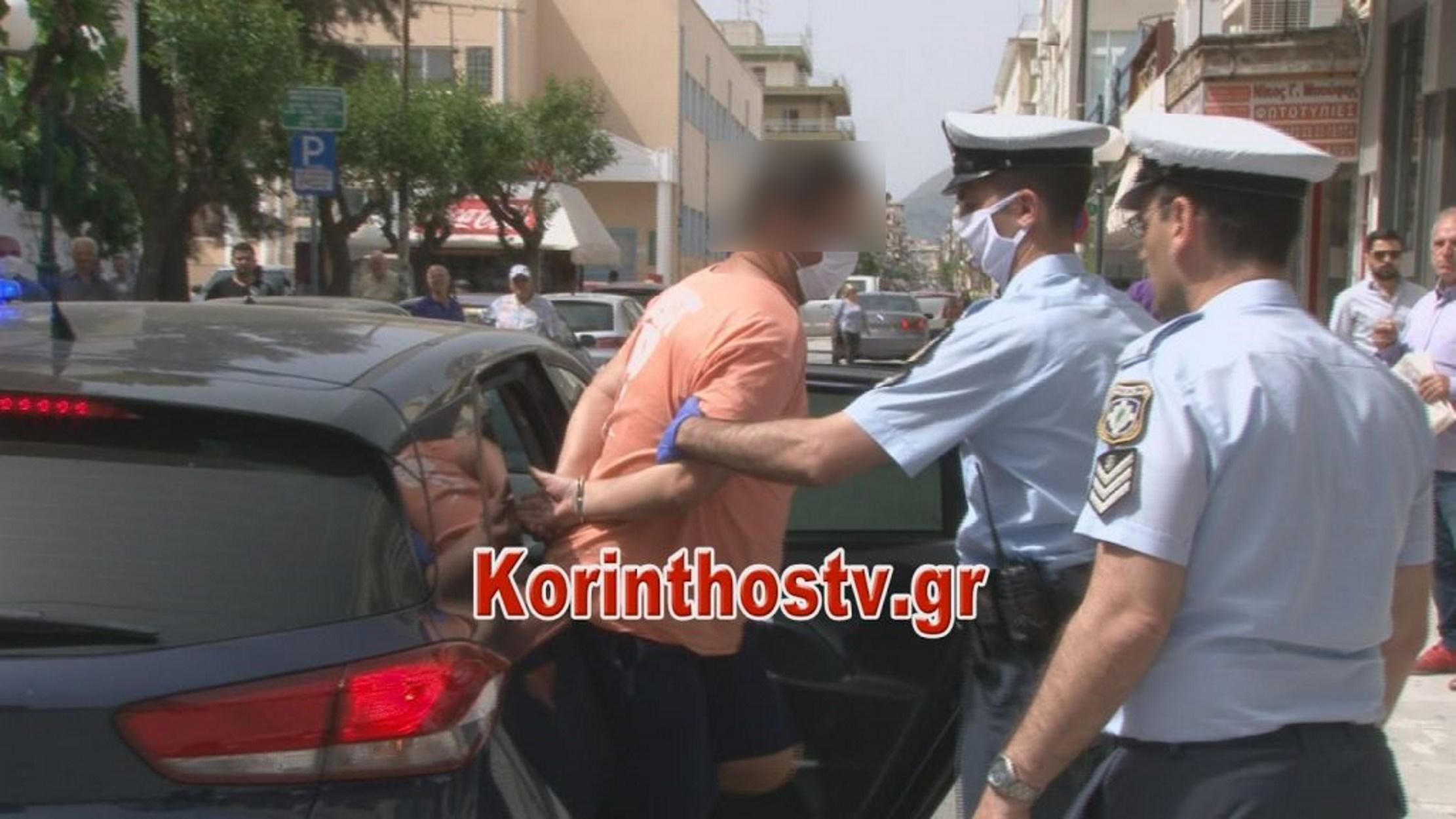 Κόρινθος: Στον ανακριτή ο 53χρονος οδηγός που σκότωσε τον 15χρονο μπροστά στα μάτια της μητέρας του (pics, video)