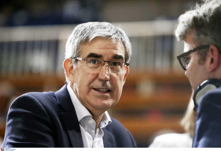 Μπερτομέου: «Παράθυρο» για παρουσία φιλάθλων στο Final-4 της Euroleague