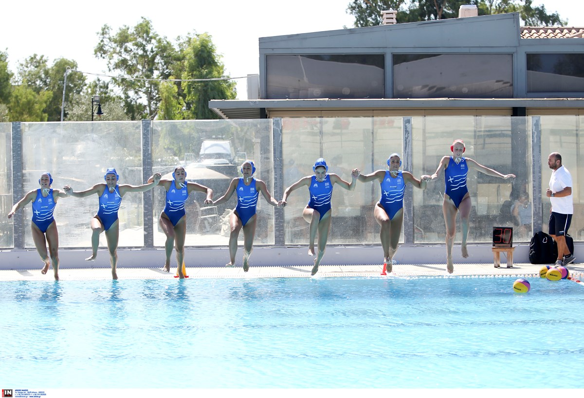 Επιστρέφουν στην… πισίνα 82 διεθνείς των προ-ολυμπιακών ομάδων