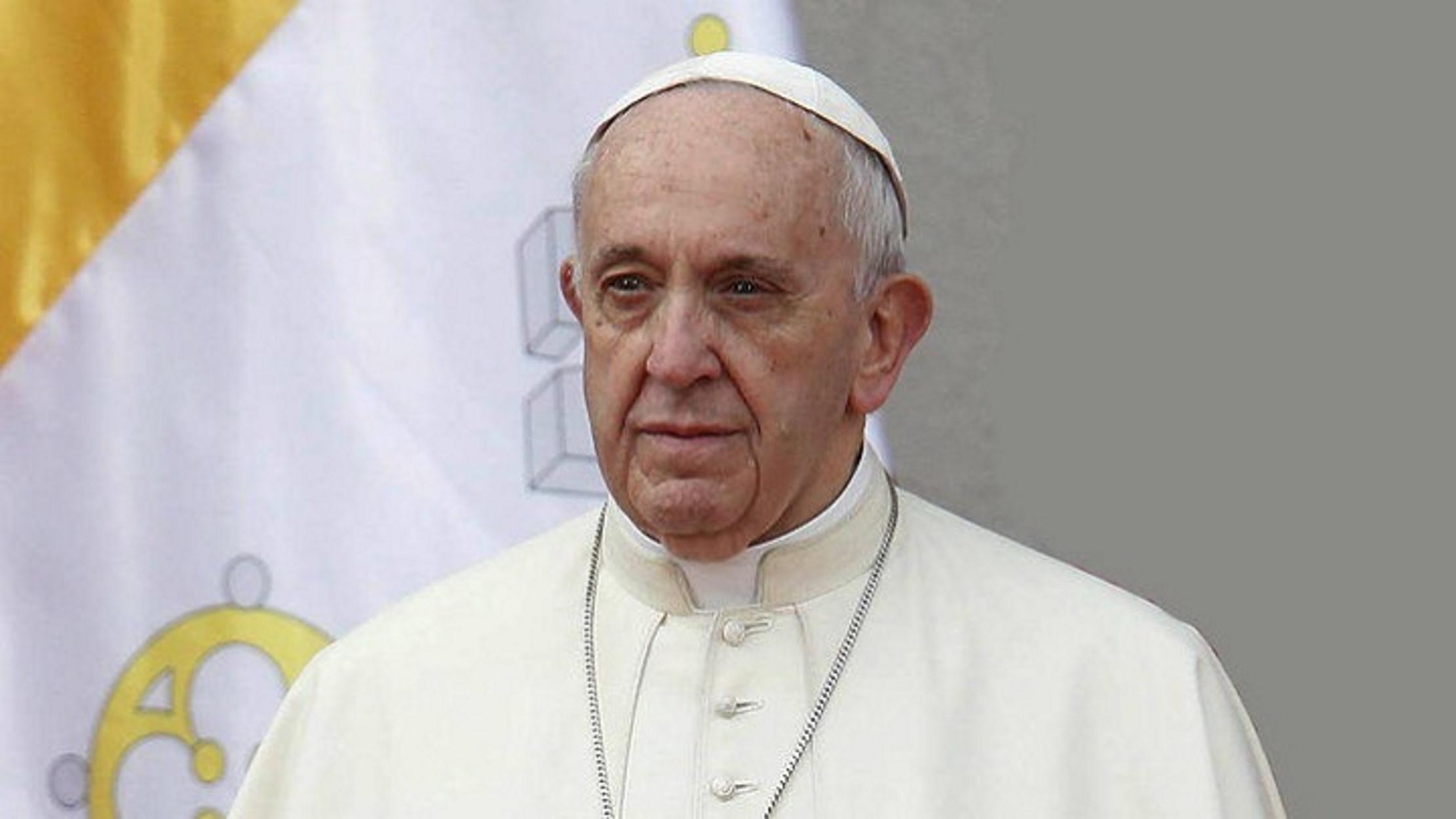 """Πάπας: Στο πλευρό της εργατιάς – """"Θύματα εκμετάλλευσης εργάτες γης και μετανάστες"""""""