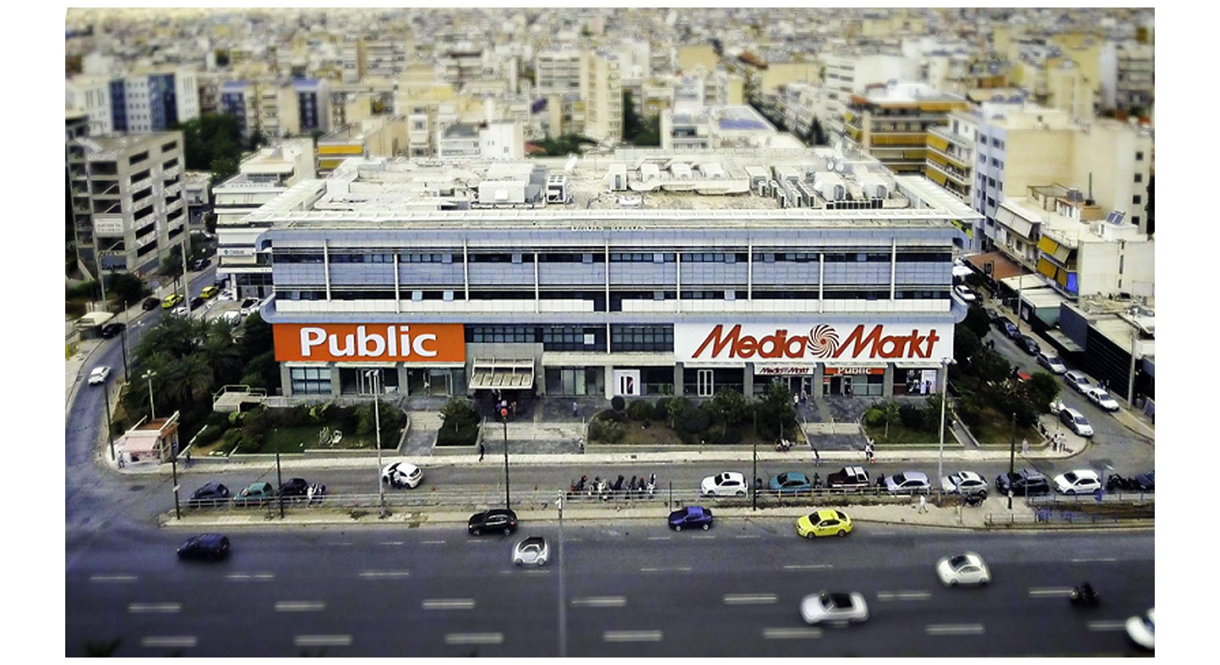 Από την Amazon ο νέος πρόεδρος της Public – MediaMarkt