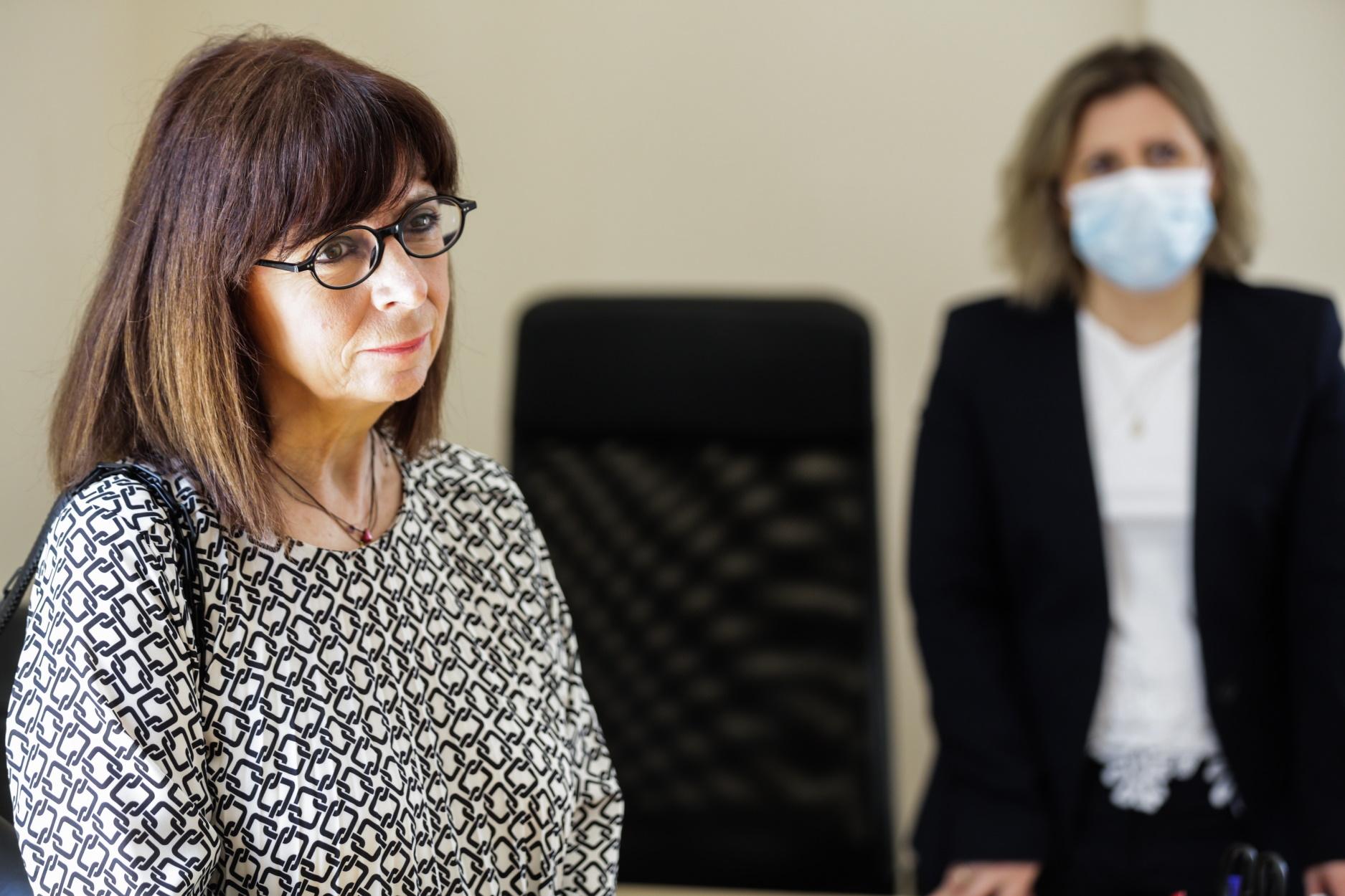 Σακελλαροπούλου για κορονοϊό: Επικίνδυνες για τη δημόσια υγεία οι ψευδείς ειδήσεις και οι αντιεπιστημονικές θεωρίες