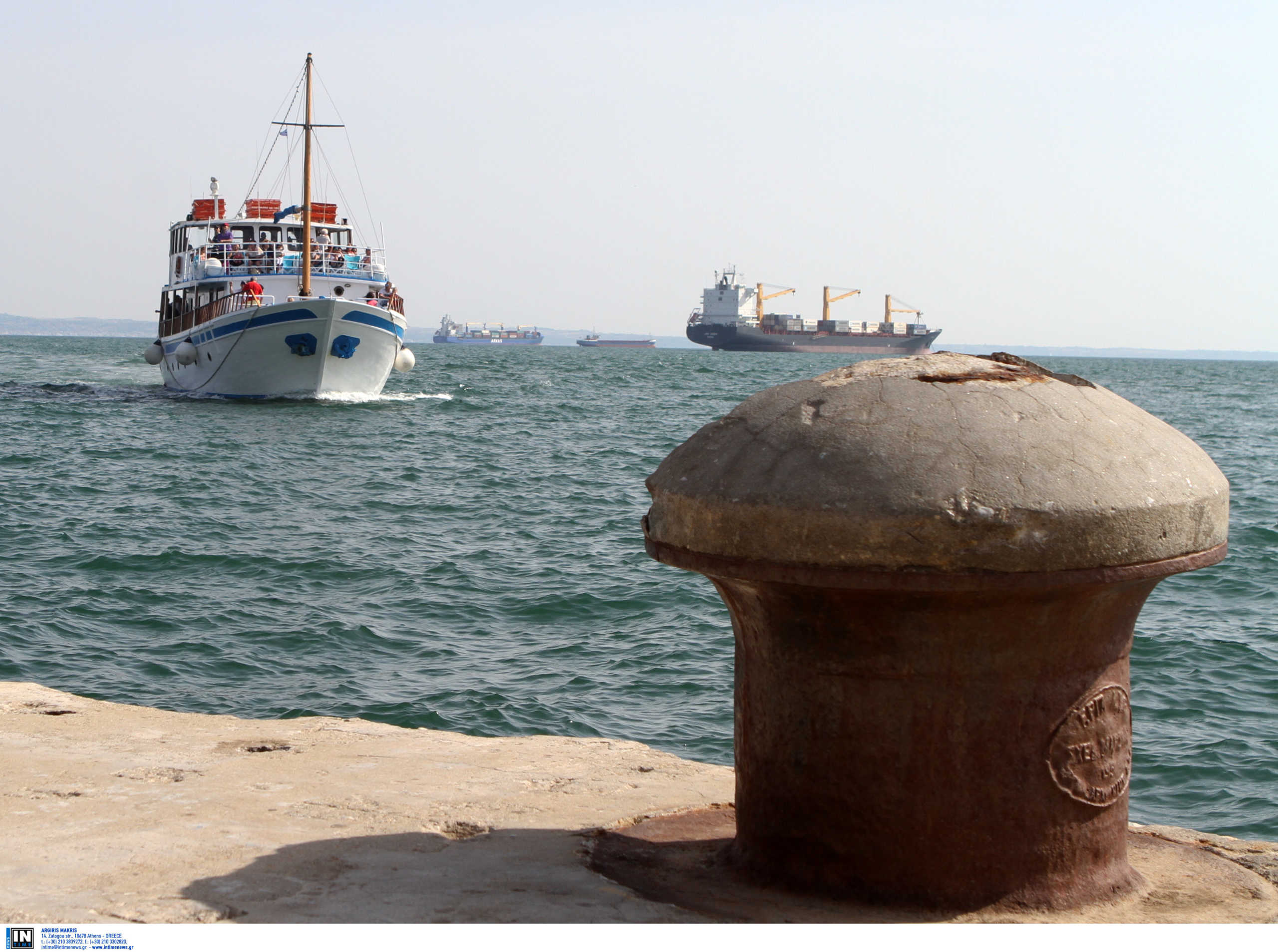 Θεσσαλονίκη: Αγνοείται 62χρονος ψαράς στο Θερμαϊκό Κόλπο – Σε εξέλιξη έρευνες