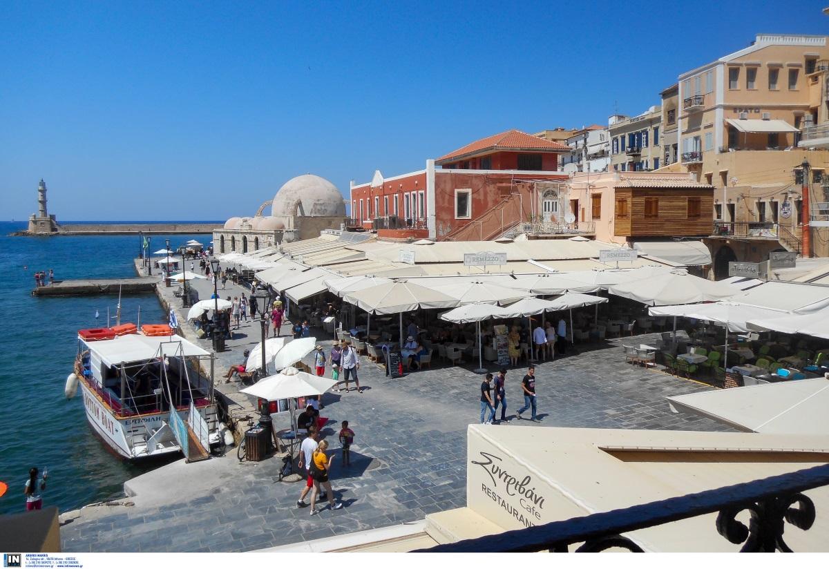 TUI: Η Κρήτη ο δημοφιλέστερος προορισμός της Ευρώπης το φετινό καλοκαίρι