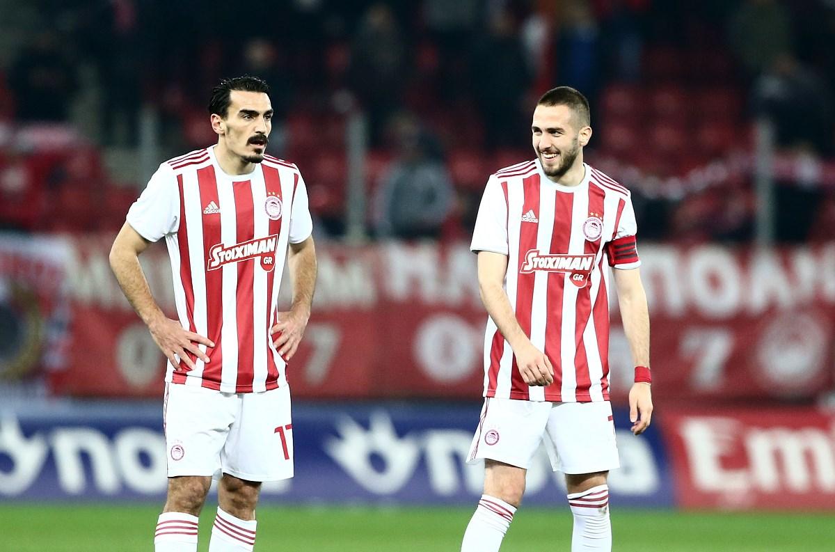 Ολυμπιακός: Φορτούνης και Χριστοδουλόπουλος φωνάζουν «παρών» πριν το restart