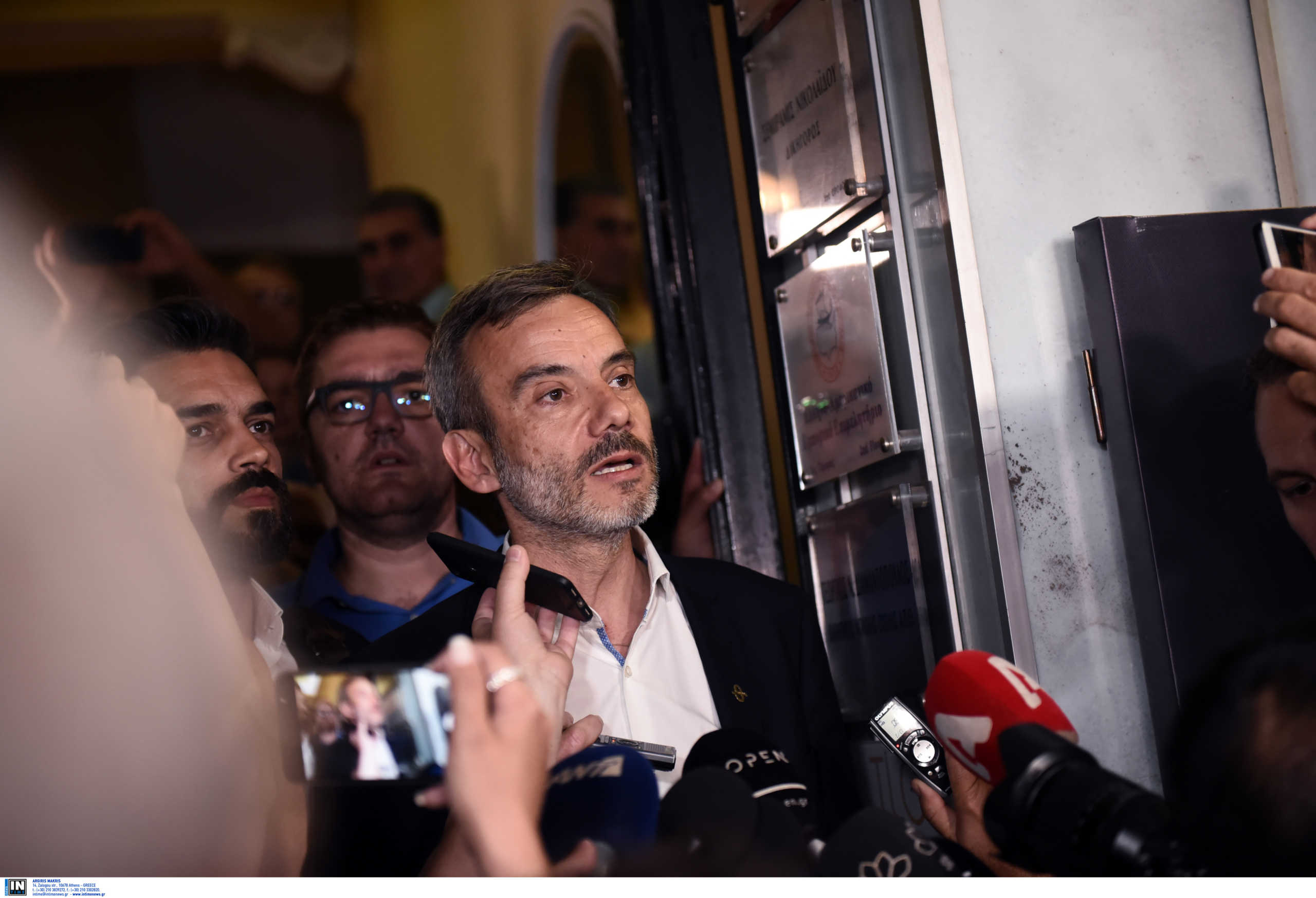 Ο δήμαρχος Θεσσαλονίκης στο πλευρό ΠΑΟΚ, Άρη και Ηρακλή