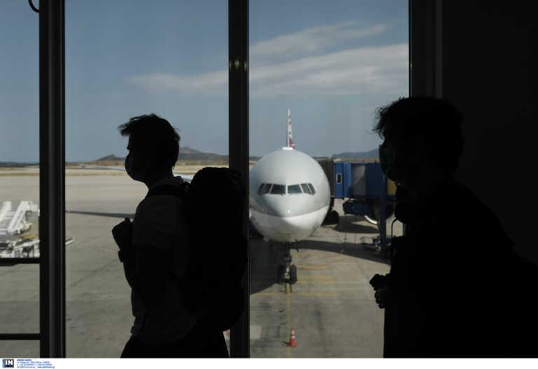 Στα… Τάρταρα η επιβατική κίνηση στα ελληνικά αεροδρόμια λόγω κορονοϊού
