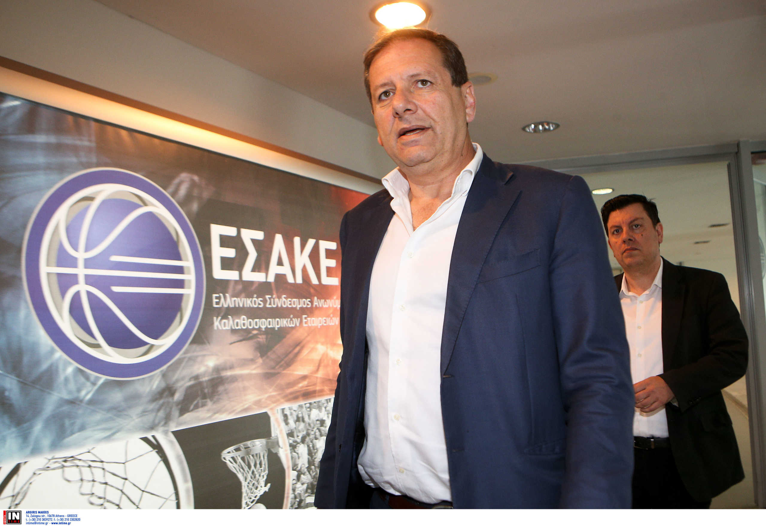 Basket League: Αποχώρησε εκνευρισμένος ο Αγγελόπουλος από τον ΕΣΑΚΕ