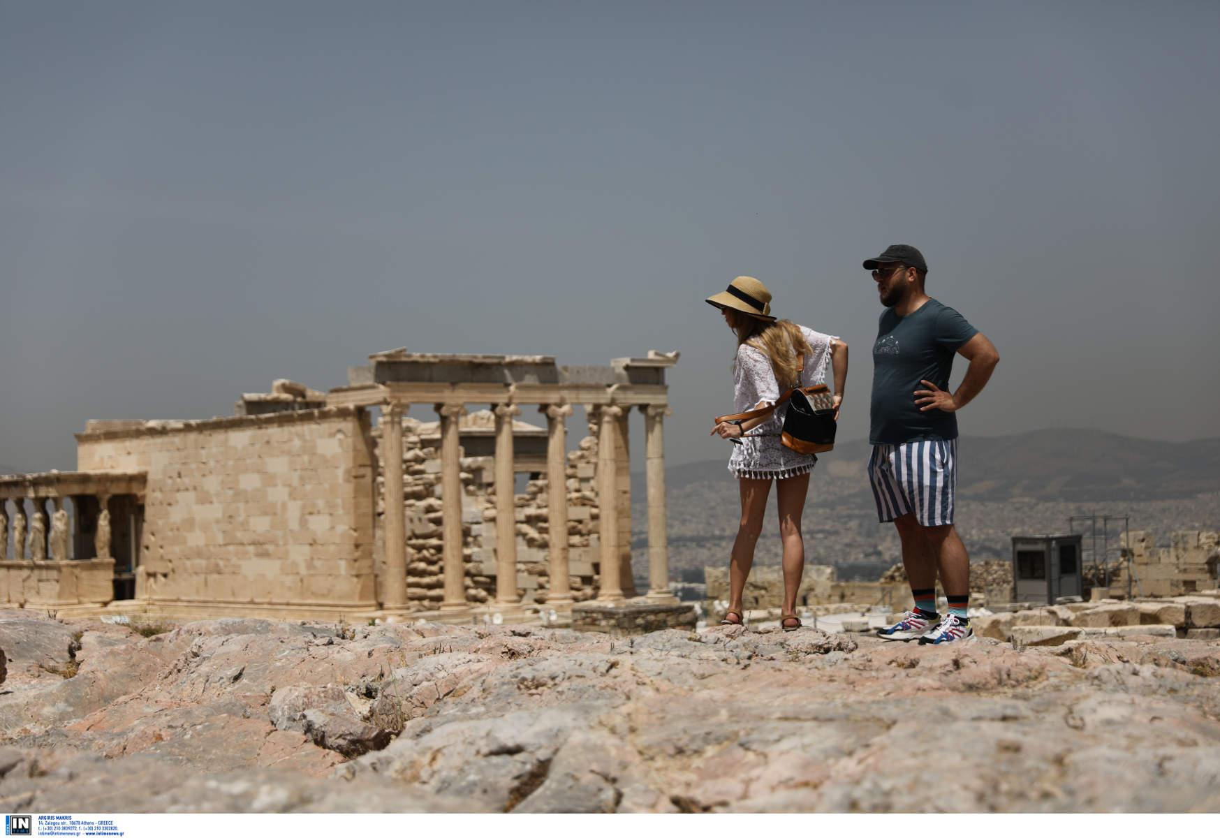 Άνοιξαν οι αρχαιολογικοί χώροι σε όλη την Ελλάδα – Αυστηρά μέτρα για τους επισκέπτες