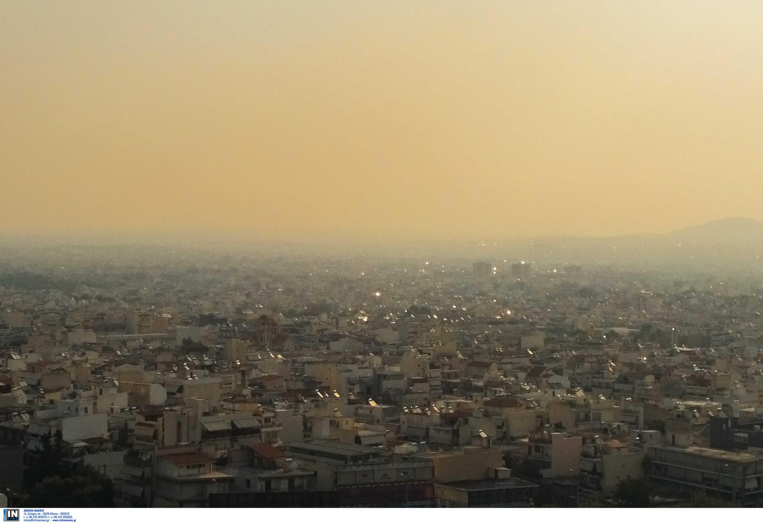 Η ατμοσφαιρική ρύπανση σκοτώνει πιο πολύ από τον κορονοϊό: 8.500 θάνατοι κάθε χρόνο